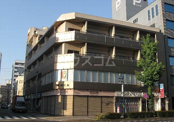 仲田ビル外観写真
