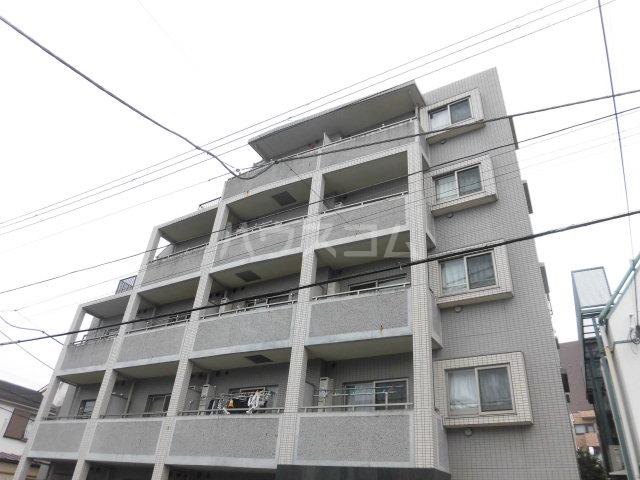 日神デュオステージ代田橋和泉通り外観写真