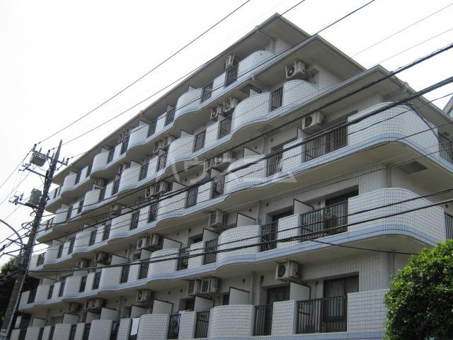 ライオンズマンション中村橋第3外観写真