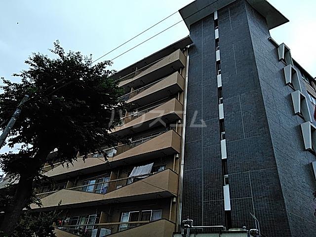 豊玉カームマンション外観写真