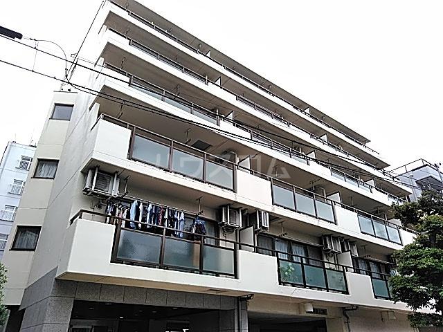 桜台サンライトマンション外観写真