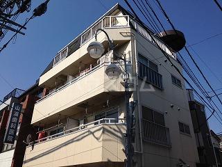 川名ハイツ外観写真