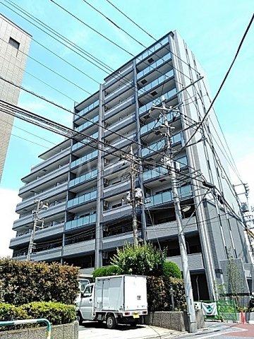 GENOVIA隅田川west sky garden外観写真