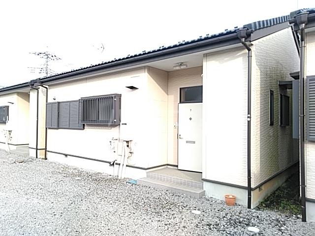 松本アパート E外観写真