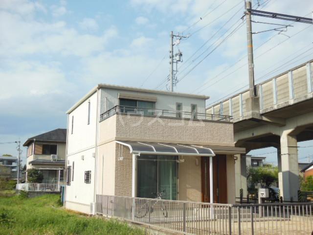 豊田市上挙母戸建外観写真