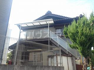 若林東町宮間共同住宅外観写真