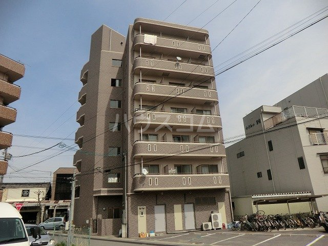 ハイライフマンションHORIO B.L.D外観写真