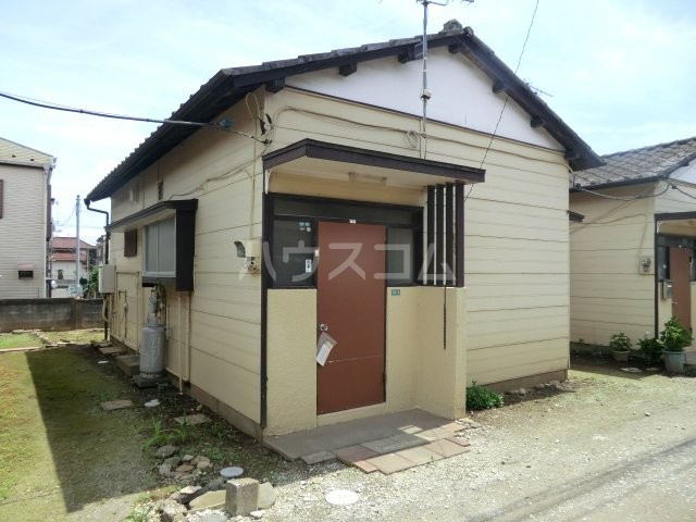 米井貸家 18号棟外観写真