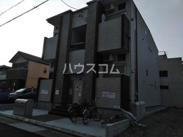 HARUmaison外観写真