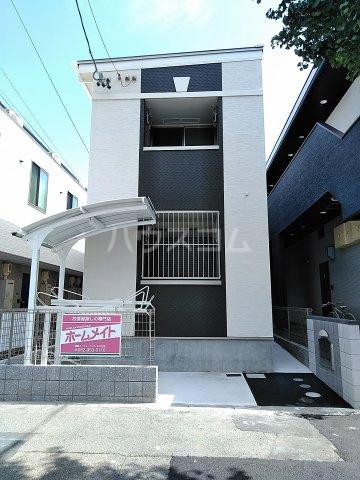 仮)中村区豊国通3丁目アパート外観写真