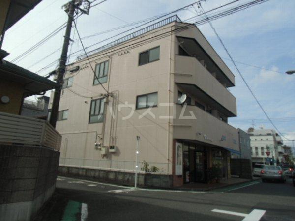 コスモAoi能見台外観写真