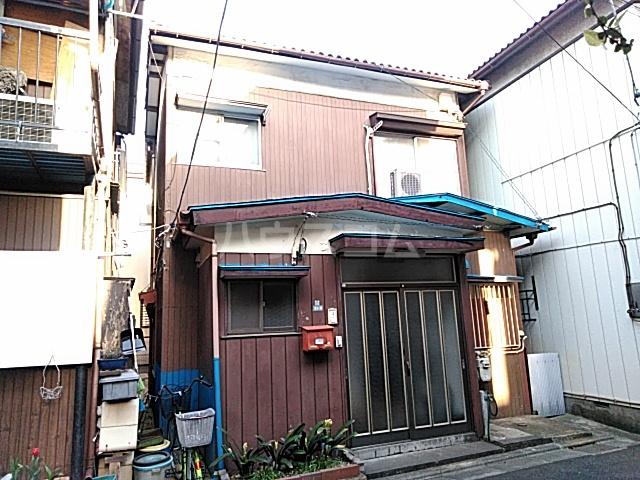 青井4丁目渡辺貸家外観写真