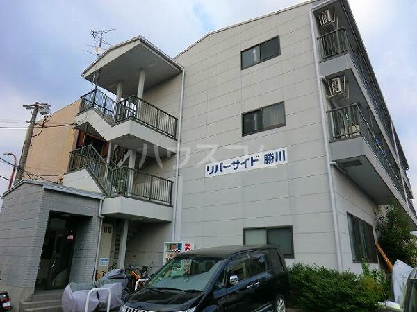 リバーサイド勝川外観写真