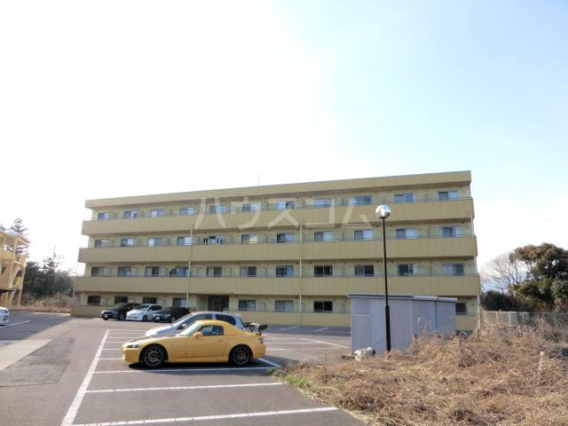 亀山マンションA棟外観写真