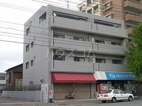 松尾コーポ外観写真