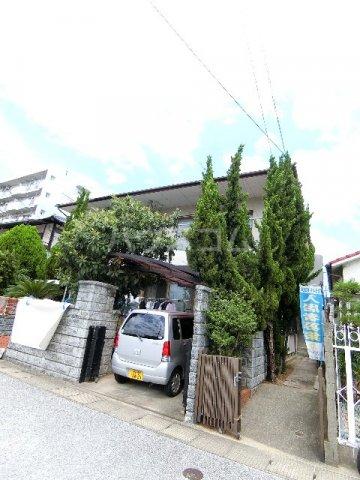 馳川アパート外観写真
