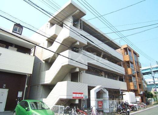 ミラマール箱崎外観写真
