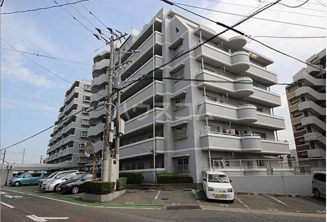 三愛シティライフ箱崎8外観写真
