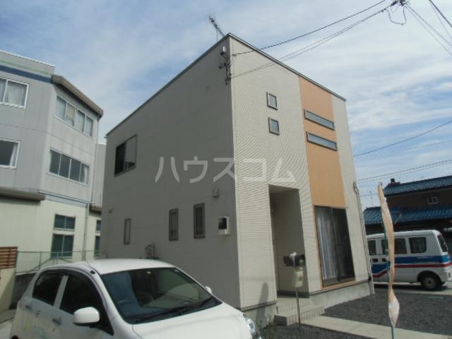 加須東栄ドリームハウスA棟外観写真