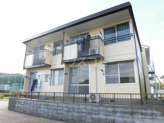 掛川メゾンオークラA棟外観写真