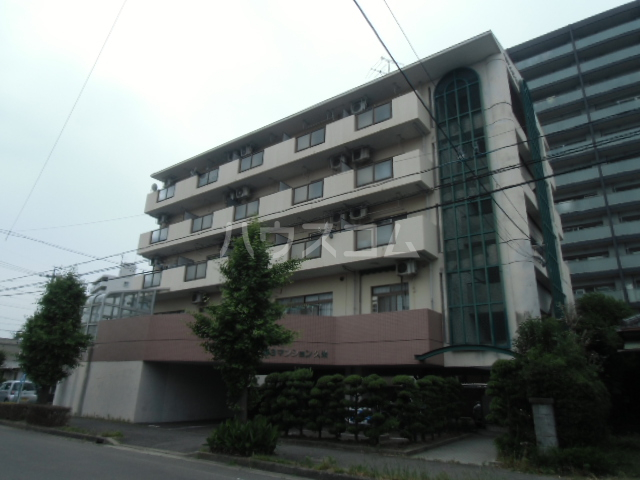 第3マンション久米外観写真