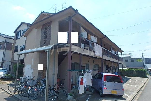 矢田橋荘外観写真