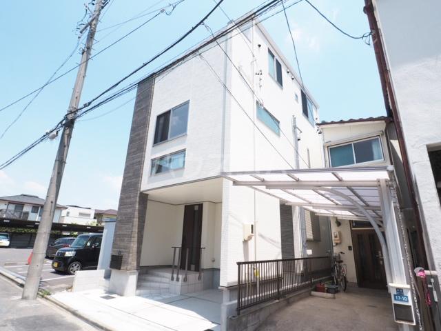 矢田4丁目一戸建て外観写真