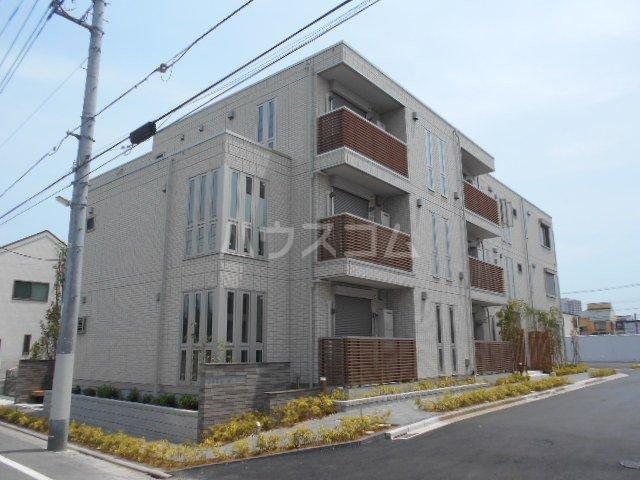 (仮)D-room伊興本町FB棟外観写真