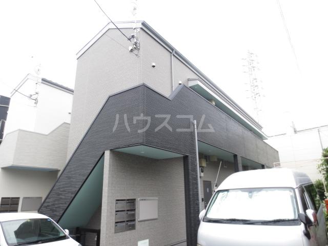 セイント稲毛Duo外観写真