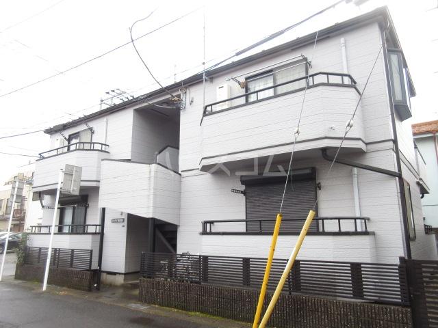 ストークハイツ新検見川外観写真