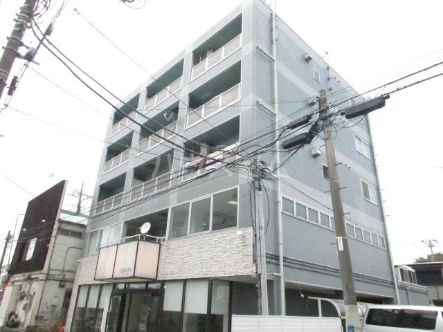 サンタモニカ検見川外観写真