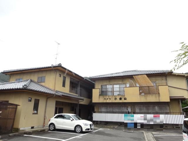 ハイツ小倉山外観写真