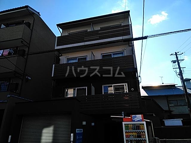 サイト京都西院外観写真