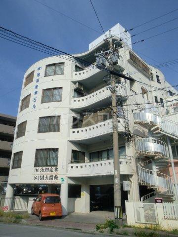 池田産業ビル外観写真