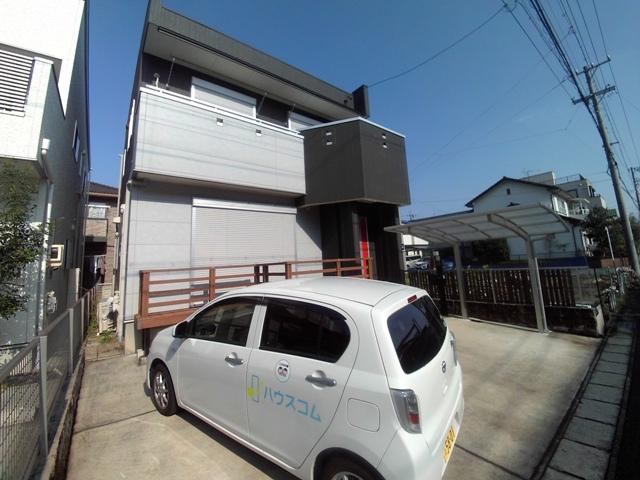 北名古屋野崎分譲住宅外観写真