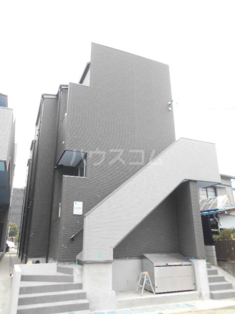 リリアーナ東川口外観写真