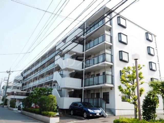 ファミール東川口外観写真