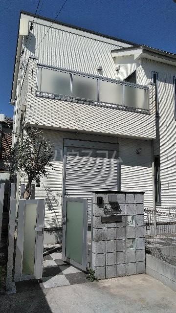 川口市戸塚境町住宅外観写真