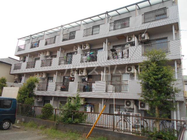 ゼルコバハウス鶴巻南外観写真