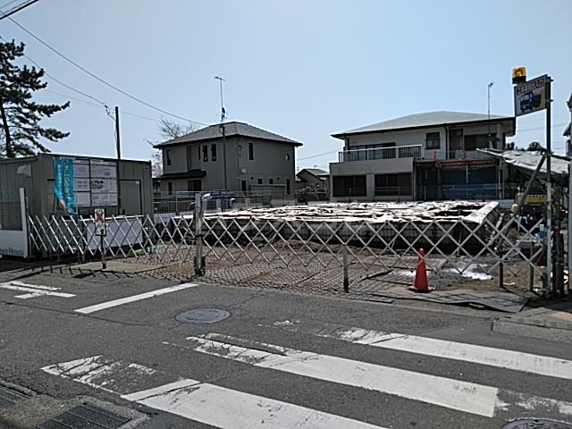 (仮)xevo東大竹 A棟外観写真