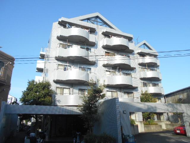 前野町シティハウス外観写真