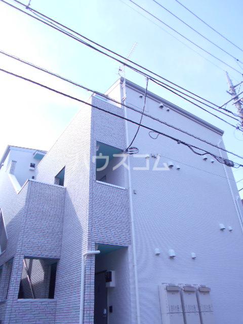 パークFLATS桜川外観写真