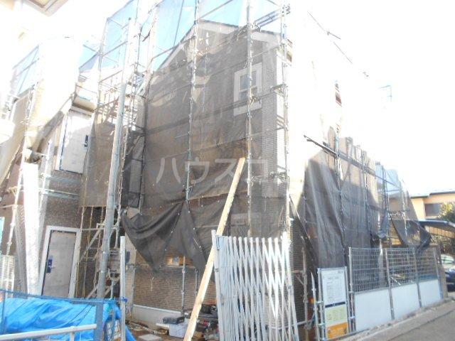 (仮称)ハーミットクラブハウス横浜菊名Ⅱ・A棟外観写真