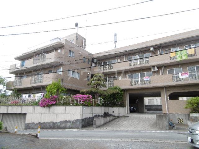 早川マンション外観写真