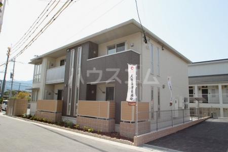 D-room花畑 参番館外観写真