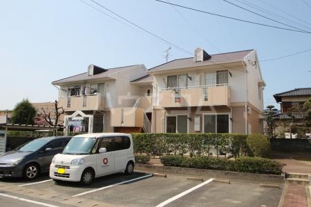 ドミール赤坂 A棟外観写真