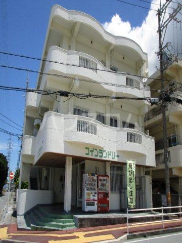 豊田マンション外観写真