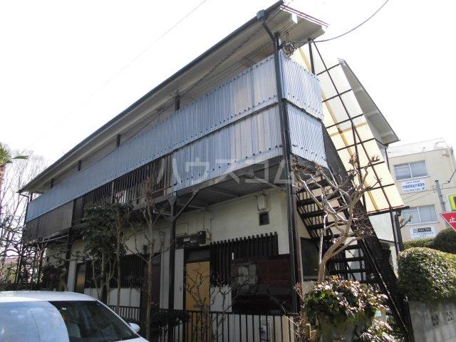 山喜荘外観写真