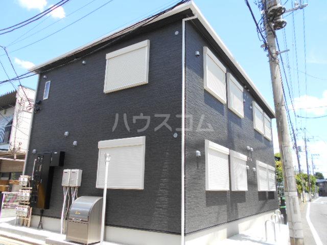 (仮称)石神井町8丁目アパート外観写真