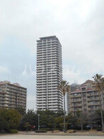 リベーラガーデンI棟マリナタワー外観写真